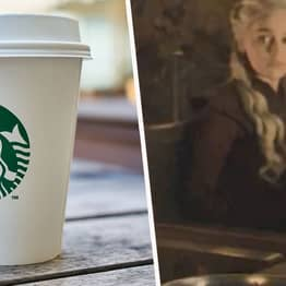 Starbucks Got $2.3 Billion In Free Advertising From Game Of Thrones And It Wasn't Even Their Cup