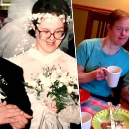 World's Longest Down Syndrome Marriage Ends After 25 Years As Husband Passes Away