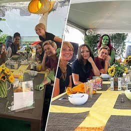 Robert Downey Jr Hosted A Lunch For The Women Of The MCU