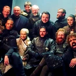 Game Of Thrones Cast Say Emotional Goodbyes After Series Finale