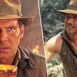 Harrison Ford Says Nobody Else Will Ever Play Indiana Jones