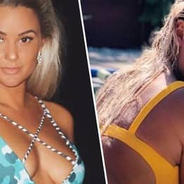 Instagram Model Shares Two Stone Weight Gain Transformation