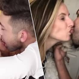 YouTuber Who Snogged His Sister Kisses His Mum For A 'Prank'