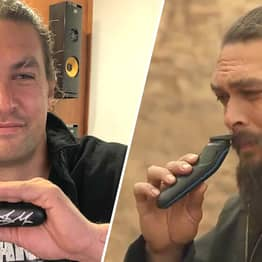 Jason Momoa Is Selling His Beard Trimmer For Charity On eBay