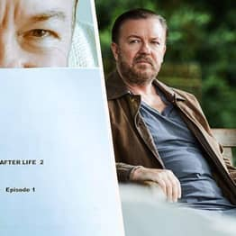 Ricky Gervais Finishes First Draft Of After Life Season 2