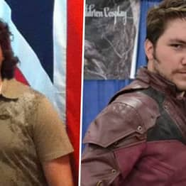 Cosplayer Loses 40lbs To Transform Into Chris Pratt For Avengers Premiere
