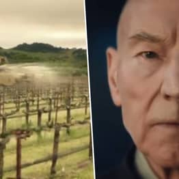 The First Teaser Trailer For Patrick Stewart's Star Trek: Picard Has Dropped