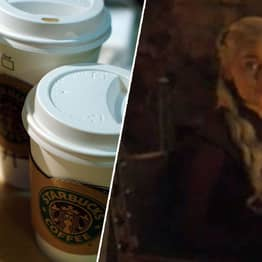 Fans Spot Starbucks Cup On Table In New Game Of Thrones Episode