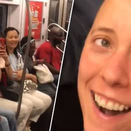 Entire New York Subway Bursts Into Song When They Hear Backstreet Boys