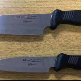 Police Try To Reduce Domestic Violence By Giving Survivors Blunt Kitchen Knives