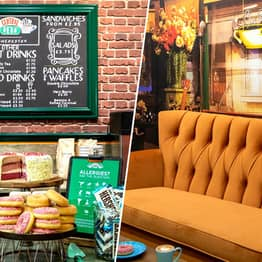 Friends Themed Cafe Opens Today In One Of Biggest Primarks In UK