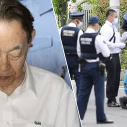 Japanese Father Kills Son Over Fears He Would Perform A Mass Murder Of Children