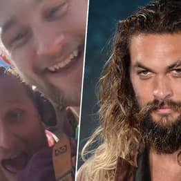 Jason Momoa Sends Brutal Threat To Guys Who Cut Off Shark's Tail For Fun