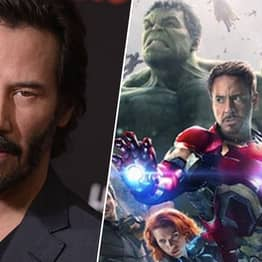 Marvel Studios Want Keanu Reeves To Join The MCU