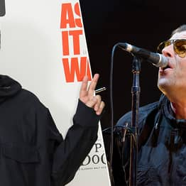 Liam Gallagher 'Snorted His Own Skin' And Claims Aliens Helped In Oasis Fame