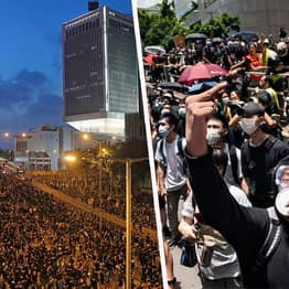China's Ban On G20 Nations Discussing Hong Kong Protests Is A Sign We Definitely Should