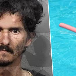 Florida Man Arrested For Stealing Pool Toys To Have Sex With 'Instead Of Raping Women'