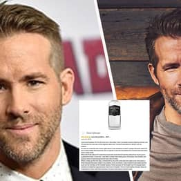 Ryan Reynolds Writes Review For His Own Gin Under Fake Name On Amazon