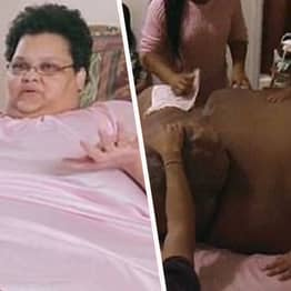 53 Stone Woman Who Didn't Leave Bed In Three Years Now Weighs 11 Stone