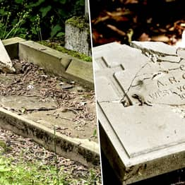 Vandals Destroy Soldiers' Graves On 75th D-Day Anniversary