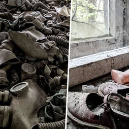 Recent Chernobyl Photos Show The Site Frozen In Time