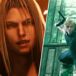Final Fantasy VII Remake Will Have Two Blu Ray Discs Of Content