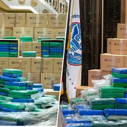 Police Seize $1.1 Billion Worth Of Cocaine In One Of America's Biggest Ever Drug Busts