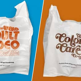 Supermarket Uses Embarrassing Plastic Bags So Customers Will Remember Their Reusable Ones