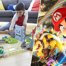 A Mario Kart Hot Wheels Set Is Coming This Summer And I Need It