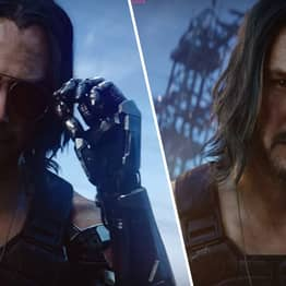 Keanu Reeves To Play Johnny Silverhand In Cyberpunk 2077