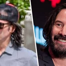 Keanu Reeves Is Clean Shaven As He Turns Up For First Day On Bill And Ted 3