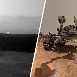 NASA's Curiosity Rover Detects Surprisingly Large Amount Of Methane On Mars