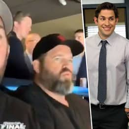 Jim Halpert Savagely Trolled Pam By Inviting Roy To The Stanley Cup Final