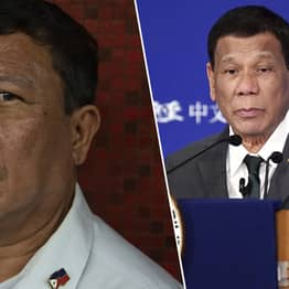 Philippines President Says He Cured Himself Of Being Gay