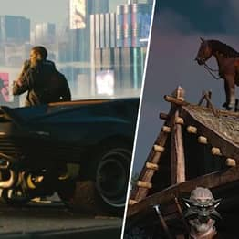 Cyberpunk 2077 Vehicles Are Like The Witcher's Roach, And Come When You Call