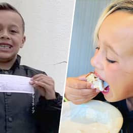 Generous 9-Year-Old Pays Off Lunch Debt For His Entire Class