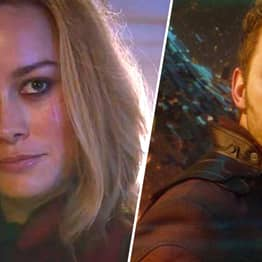 Marvel Fan Theory Claims Star-Lord And Captain Marvel Dated