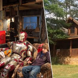 Avengers: Endgame Fans Can Now Rent Tony Stark's Cabin On Airbnb