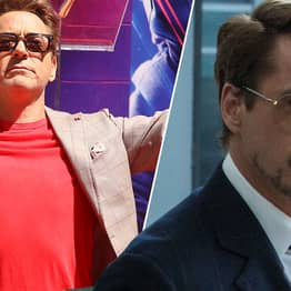 Robert Downey Jr. Wants To Use Nanotech To Save The World