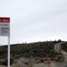 'Former Area 51 Compound Worker' Orders People Not To Invade