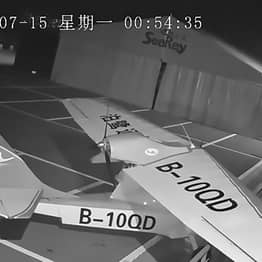 13-Year-Old Boy Steals Plane And Crashes It Into Barrier