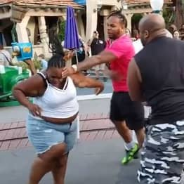 Violent Family Brawl Breaks Out In Mickey's Toontown At Disneyland