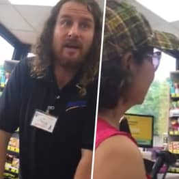 Gas Station Worker Fired For Telling Customers To 'Go Back To Their Country'