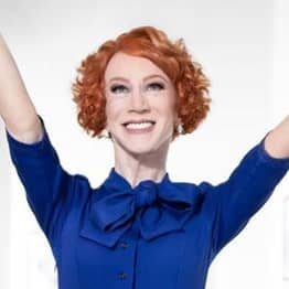 Kathy Griffin Can't Find Work After Taking Photo With Severed Trump Head