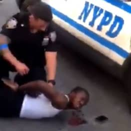 Man Beaten Bloody By NYPD During Traffic Stop Is Suing For Millions
