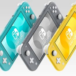 Nintendo Switch Lite Officially Announced, Is Handheld Only