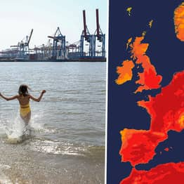 Five Countries Have Recorded Record Temperatures This Week And Climate Change Is To Blame