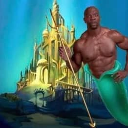 There's Now A Petition To Make Terry Crews King Triton In Disney's Little Mermaid