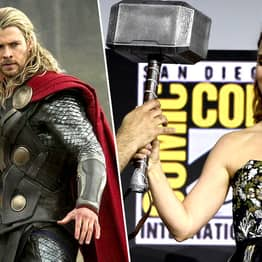 Natalie Portman Will Play Female Thor In Upcoming Marvel Movie