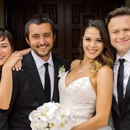 Robin Williams' Youngest Son Marries Girlfriend On Late Father's Birthday